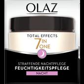 Bild: Olaz Total Effects 7 in one Straffende Nachtpflege