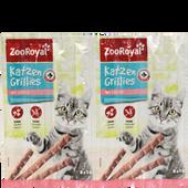 Bild: ZooRoyal Katzen Grillies mit Lachs