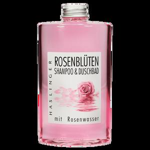 Bild: Haslinger Rosenblüten Shampoo & Duschbad