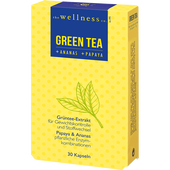 Bild: the wellness co. Green Tea Kapseln