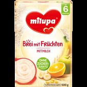 Bild: Milupa Brei mit Früchten