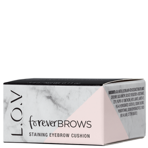 Bild: L.O.V FOREVERBROWS Staining Eyebrow Cushion 100 cool brow