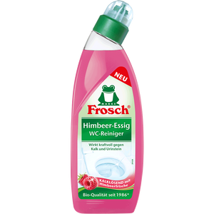 Bild: Frosch Himbeer-Essig WC-Reiniger