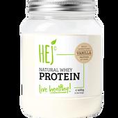 Bild: HEJ Natural Whey Protein Vanilla