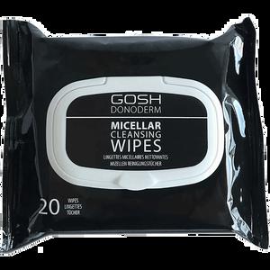 Bild: GOSH Donoderm Mizellenreinigungstücher