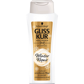 Bild: Schwarzkopf GLISS KUR Hair Repair Shampoo Winter Repair