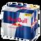 Bild: Red Bull Energy Drink 6er Pack
