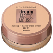 Bild: MAYBELLINE Dream Matte Mousse Make Up cameo