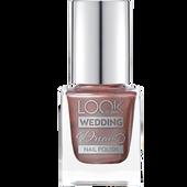 Bild: LOOK BY BIPA Wedding Dreams Nail Polish 030 just married