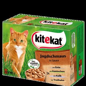 Bild: kitekat Jagdschmaus in Sauce