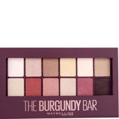 Bild: MAYBELLINE The Burgundy Bar Eyeshadow Palette
