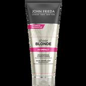 Bild: JOHN FRIEDA Sheer Blonde Hi-Impact Reparierender Conditioner