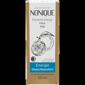 Bild: NONIQUE Energie Gesichtsmilch