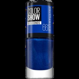 Bild: MAYBELLINE Colorshow 60 seconds Nagellack Ocean Blue