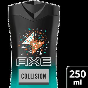 Bild: AXE Duschgel Collision