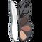 Bild: DEBORAH MILANO Trio Hi-Tech Eyeshadow nude brown