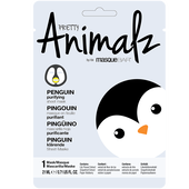 Bild: masque BAR Pretty Animalz Tuchmaske Pinguin