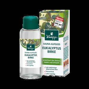 Bild: Kneipp Sauna-Aufguss Eukalyptus Birke