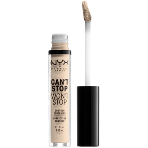 Bild: NYX Professional Make-up Can't Stop Won't Stop Concealer fair