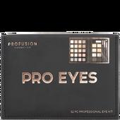 Bild: profusion cosmetics Pro Eyes 32 PC Professional Eye Kit