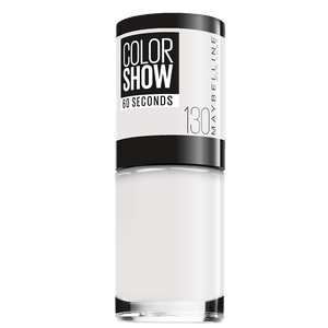 Bild: MAYBELLINE Colorshow 60 seconds Nagellack winter baby