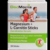 Bild: DocMorris Magnesium + L-Carnitin Sticks