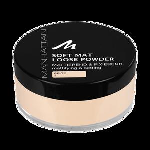 Bild: MANHATTAN Soft Mat Loose Powder beige