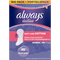Bild: always twist & flex Slipeinlage Soft like Cotton Normal BigPack/Vorteilspack