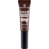 Bild: essence Boost Vinylicious Liquid Lipstick I'm dark I'm back