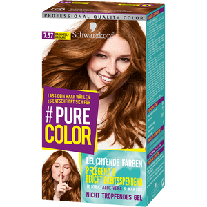 Bild: Schwarzkopf Pure Color Coloration karamellkrokant