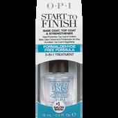 Bild: O.P.I Start To Finish Base & Top Coat Formaldehyde Free Formula