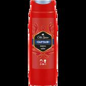 Bild: Old Spice Captain Shower Gel + Shampoo