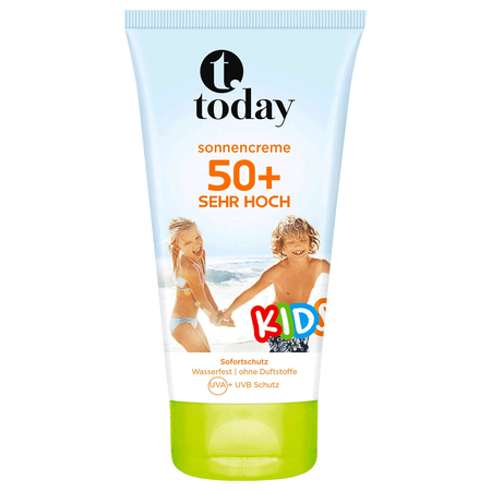 today Sonnencreme Kids LSF 50+
