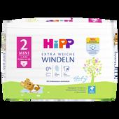 Bild: HiPP Babysanft Windeln Mini 2 3-6 kg