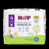Bild: HiPP Babysanft Windeln Maxi 4 8-14kg