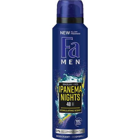 Fa MEN Deospray Ipanema Nights