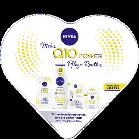 NIVEA Q10 Power Pflege-Routine