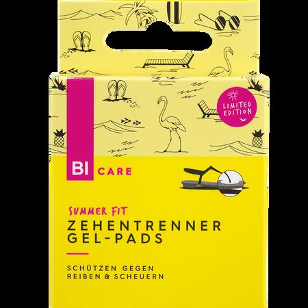 BI CARE Zehentrenner Gel - Pads