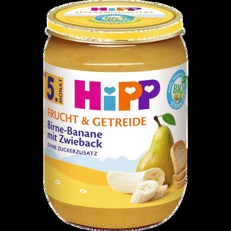 HiPP Birne-Banane mit Zwieback