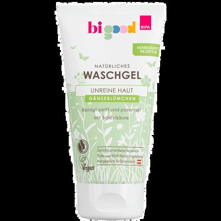 bi good Natürliches Waschgel Gänseblümchen