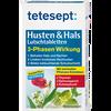 Bild: tetesept: Husten & Hals Lutschtabletten