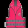 Bild: reer Sicherheitsweste pink