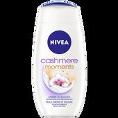 Bild: NIVEA cashmere moments Creme-Öl-Dusche