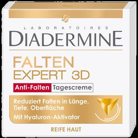 DIADERMINE Falten Expert 3D Anti-Falten Tagescreme
