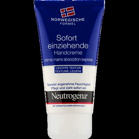 Neutrogena Norwegische Formel Sofort einziehende Handcreme
