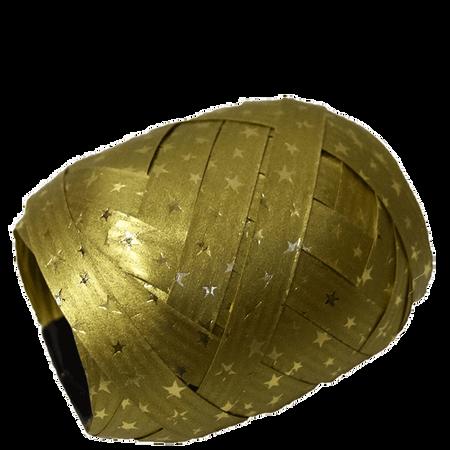 Geschenkband gold