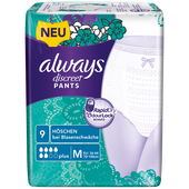 Bild: always discreet Pants plus medium