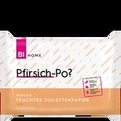 Bild: BI HOME Feuchtes Toilettenpapier Pfirsich