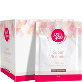 Bild: BODYCHANGE Just You Super Vitalmüsli Schoko