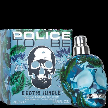 Police To Be Exotic Jungle Eau de Toilette (EdT)